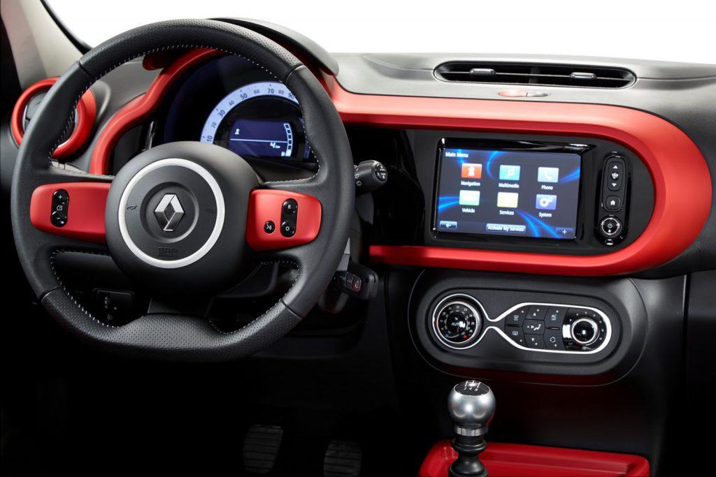 volant-console-centrale-renault-twingo-2014